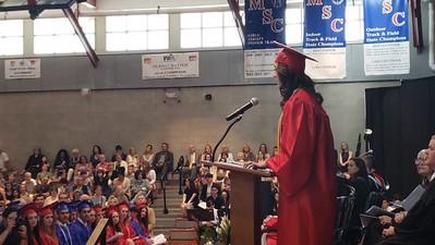 Mount St. Charles Graduation 2019