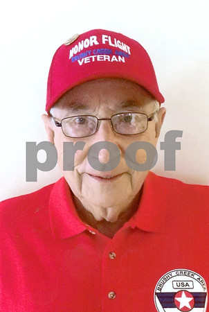 Brushy Creek Area Honor Flight Veterans 9-21-19