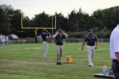 Football vs. Plainville 2017