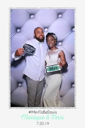 Brown Davis Wedding