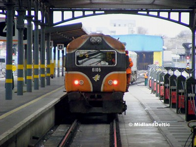Dublin / Portarlington (Rail), 24-03-2009