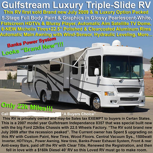 Motorhome 2015 Aug
