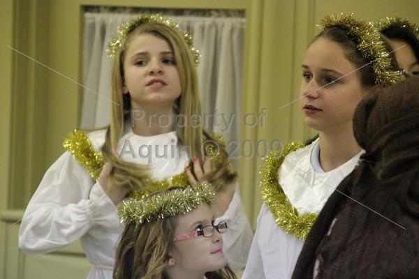 elementary christmas program . 12.14.11