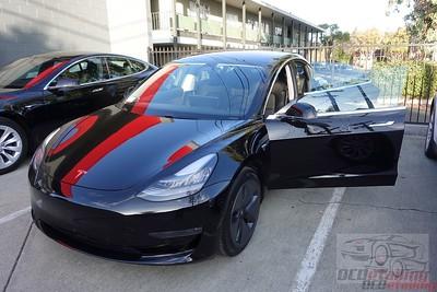 Tesla Model 3 - Solid Black