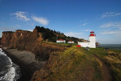 CAPE D'OR LIGHTHOUSE * A VERY  SPECIAL PLACE