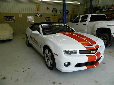 Dennis Dickman Indy 500 pace cars