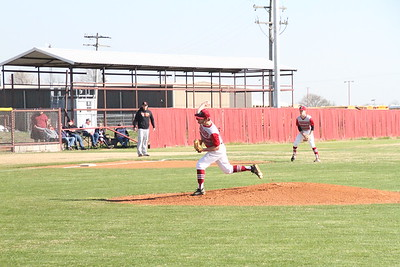 2021 Baseball vs Tonkawa March 29