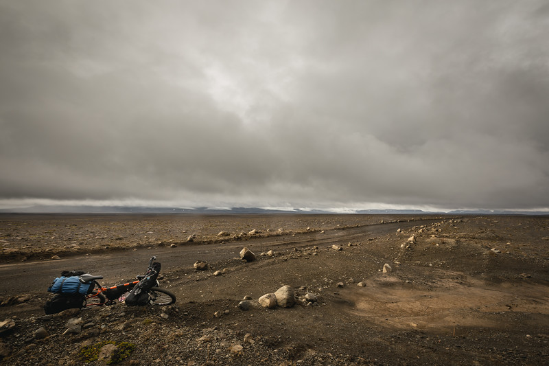 Riding the Kjölur - Central Iceland