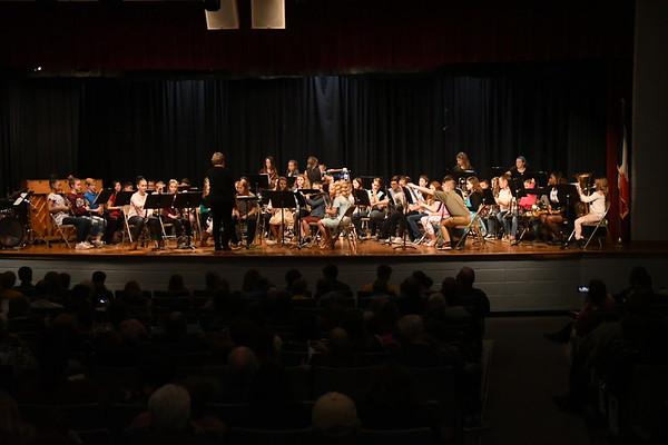 VS Middle School Jazz Concert