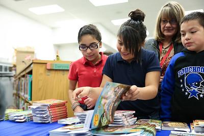 Socorro AFT Hilley Book Distribution