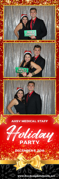 Simi Valley Hospital Holiday Party 12.18.18