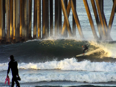 5/20/20 * DAILY SURFING PHOTOS * H.B. PIER.