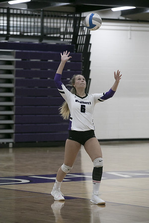 HS Sports - Woodhaven vs. Trenton Volleyball