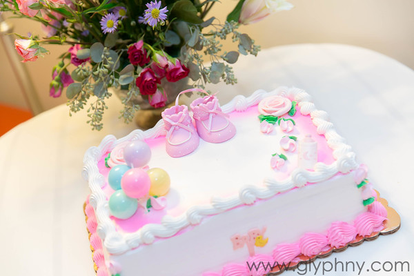 Daliana's Baby Shower