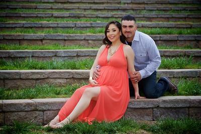 Vanessa & Jesse's  Maternity