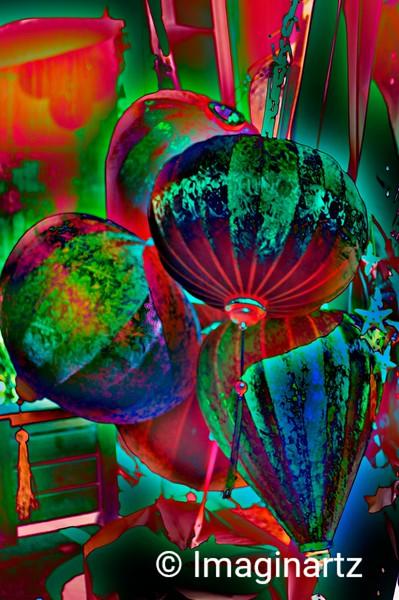 Balloons in Neg