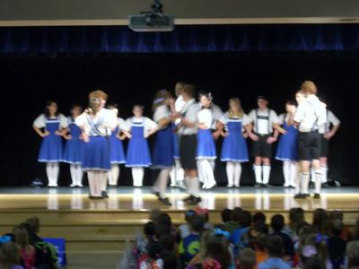 FHS German Class Visits