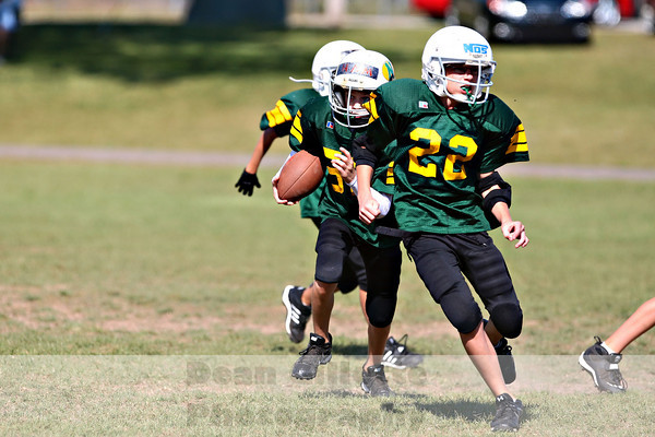 Middlebury Youth Football 2009