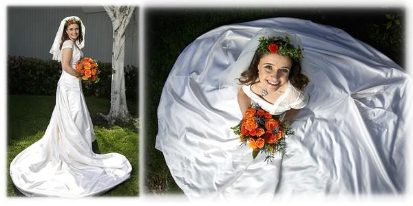 Sonja & Randy Wedding Book