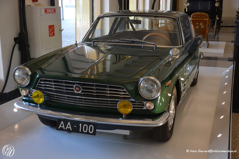 Fiat 2300 S Coupe, 1965