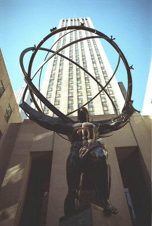 1995 12 - NYC Street Photography