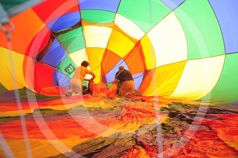 Marty Keller's Hot Air Balloon 2