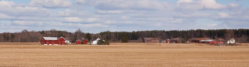 Haugli gård og Ramdal gård