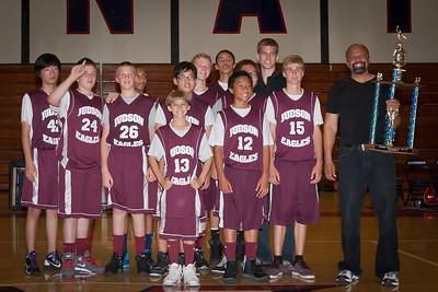 Basketball Finale 2012