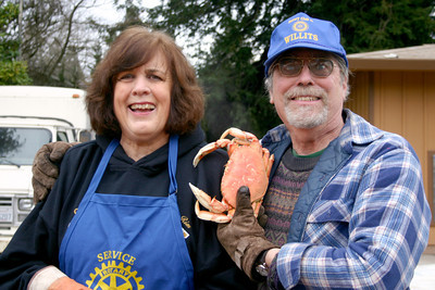 Rotary Crab Sale