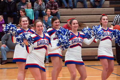 LB BBK Cheerleaders @ Home Game (2019-01-04)