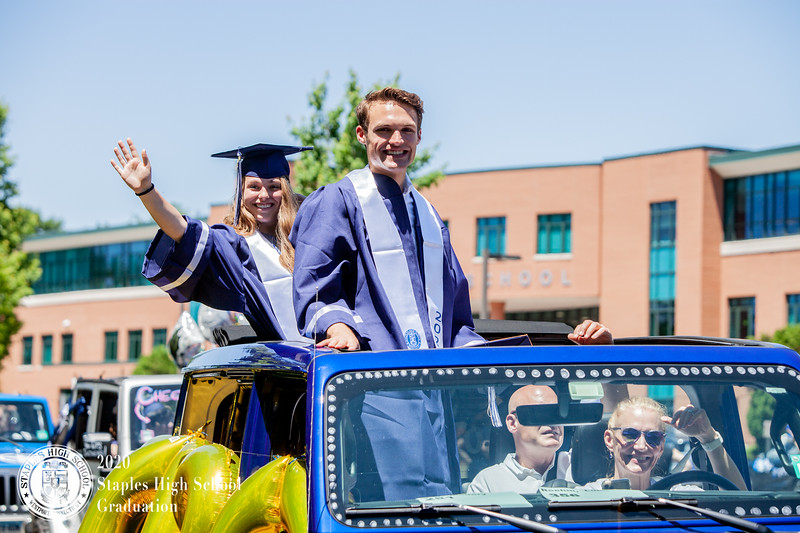Dylan Goodman Photography - Staples High School Graduation 2020-496.jpg