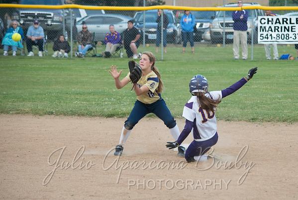 130506 MHS Softball vs Marist