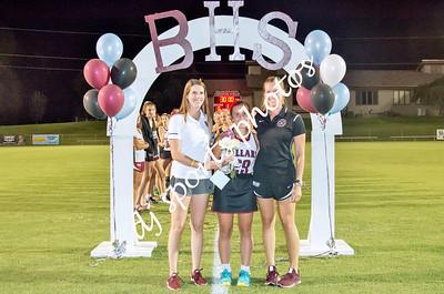 2018-09-17 Ballard Girls Field Hockey Senior Night