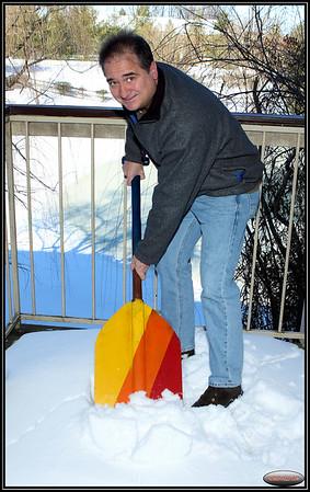 Jonas Snow Storm   Jan 2016