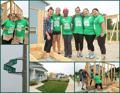 QPS Team Up, Renaissance on the Park - Habitat for Humanity 07.14.2017