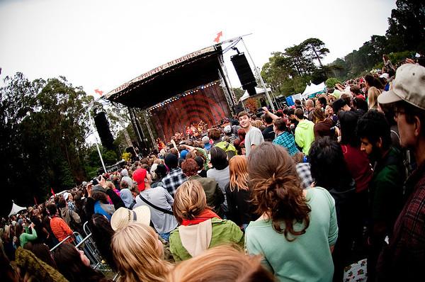 Hardly Strictly Bluegrass Festival 2010