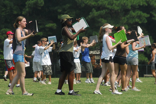 2006-08-03: Band Camp Day 4