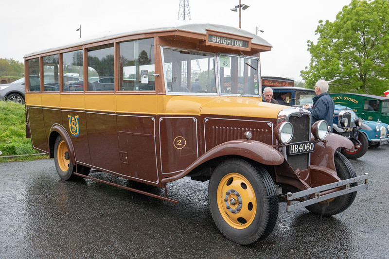 1932 Bedford WLB with Davies body