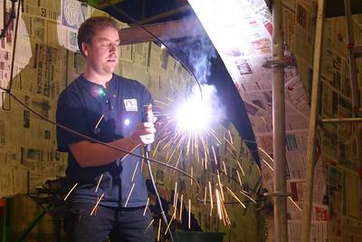 Westhoek 2005 - Wagenbouw