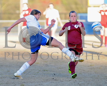 Westside at Wren Girls JV 3-9-12