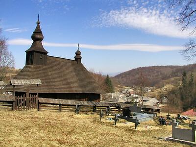 Kostoliky na Vychode
