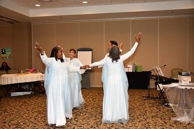 God's Kind of Women Retreat '17