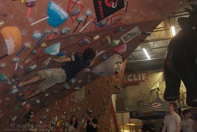 New Jersey Rock Gym - Gravity Brawl 2006