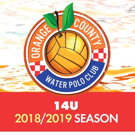OCWPC 14U 2018 - 2019 Season