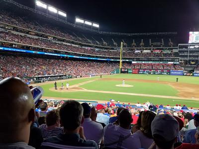 2016-09-02 - Texas Rangers Game