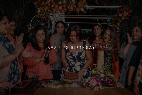 Avani's Birthday party