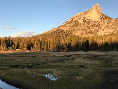 Yosemite Hike - Cathedral Peak (2017)