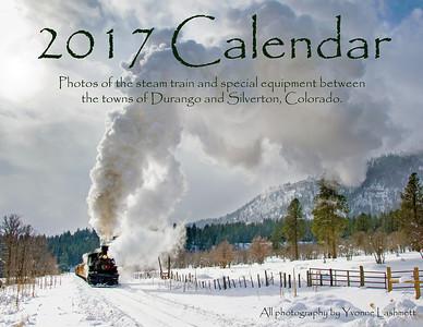 2017 Train Calendar