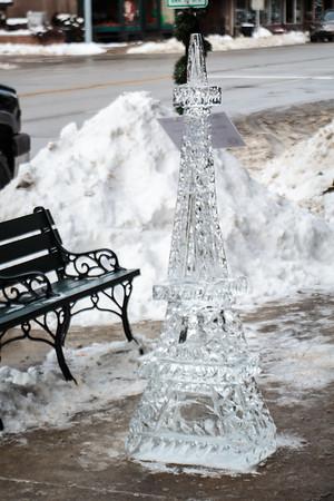Ice Sculptures 2014