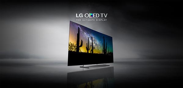 "LG 55"" 4K OLED Television - 55EF9500"